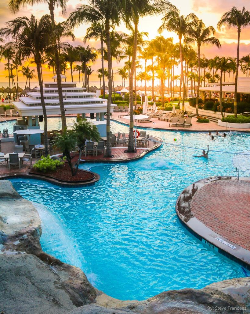 Marriott Resort 1 by Steve Francees