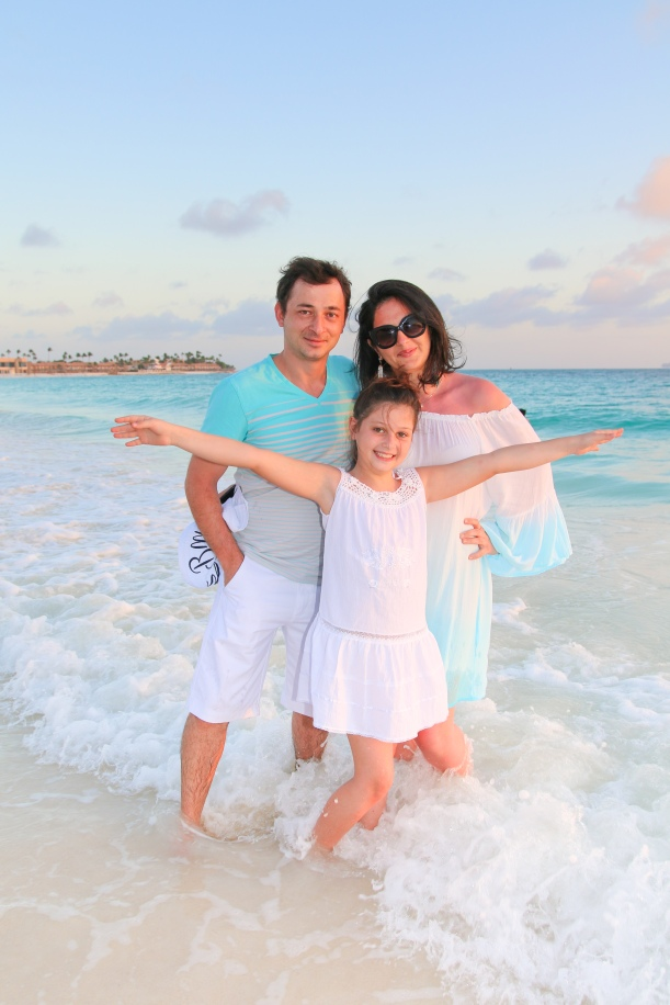 ARUBA FAMILY PHOTO SHOOT STEVE FRANCEES