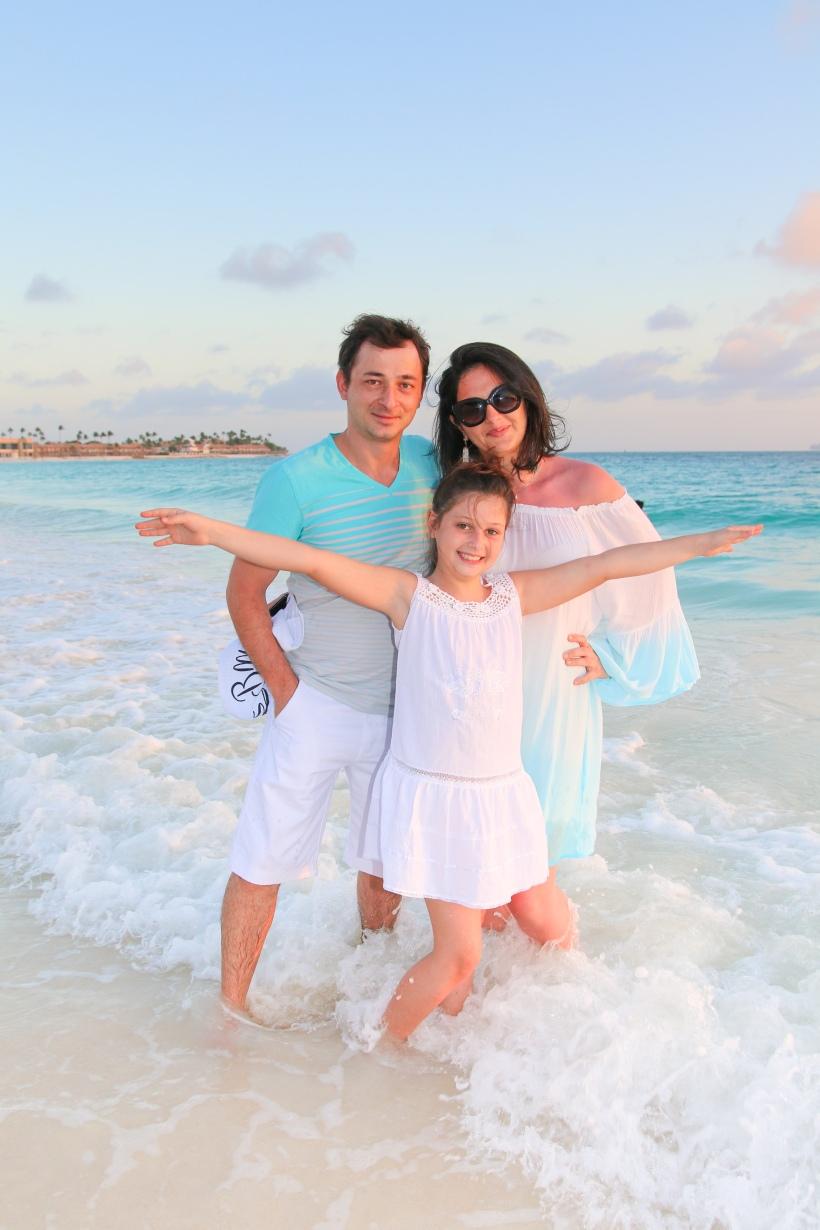 ARUBA FAMILY PHOTO SHOOT STEVE FRANCEES