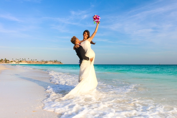 ARUBA WEDDING PHOTO SHOOT STEVE FRANCEES
