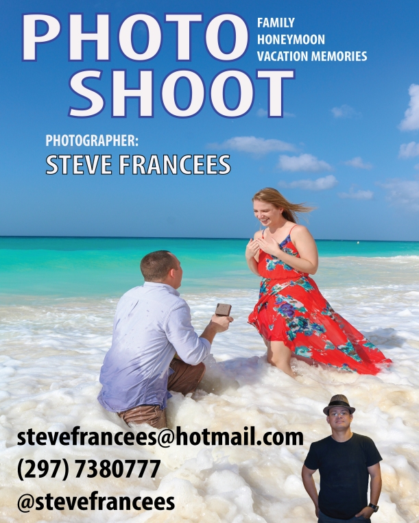 STEVE FRANCEES ARUBA PHOTOGRAPHER