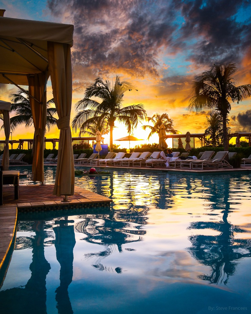 Ritz Carlton by Steve Francees