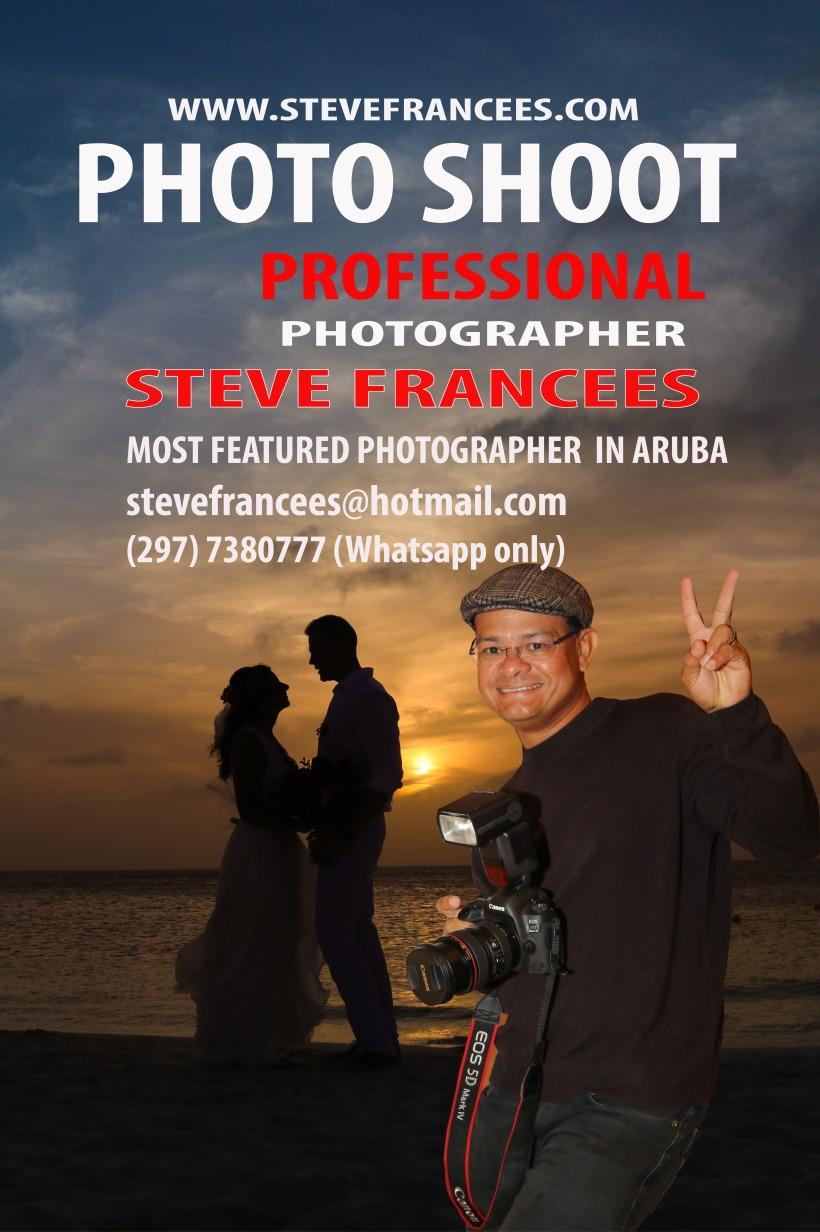 ARUBA PHOTOGRAPHER STEVE FRANCEES